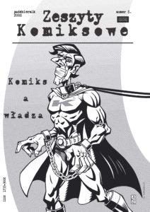 Zeszyt Komiksowe 8 okladka