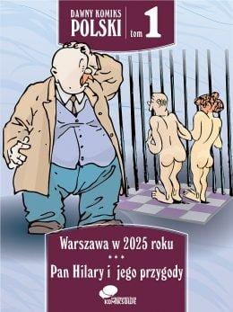 dawny komiks polski 1