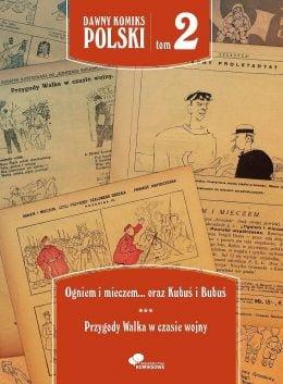 dawny komiks polski 2